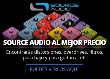 Source Audio Pedals